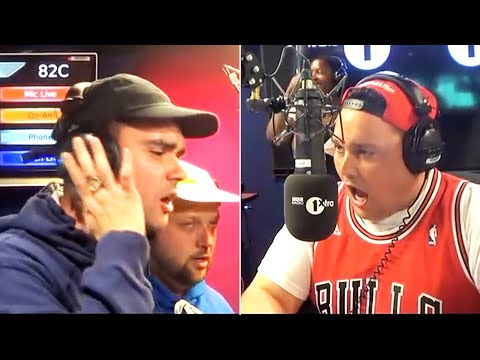 "Thumbnail: ""People Just Do Nothing"" cast join Charlie Sloth in the studio"
