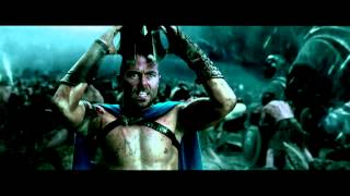 """Трейлер """"300 спартанцев: Расцвет империи"""" [HD] На русском."""