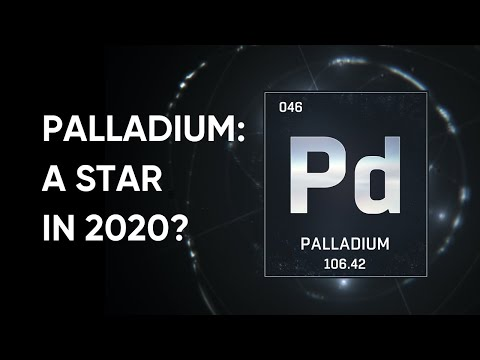 Palladium Price Analysis for 2020   Incredible Demand to Keep Uptrend?