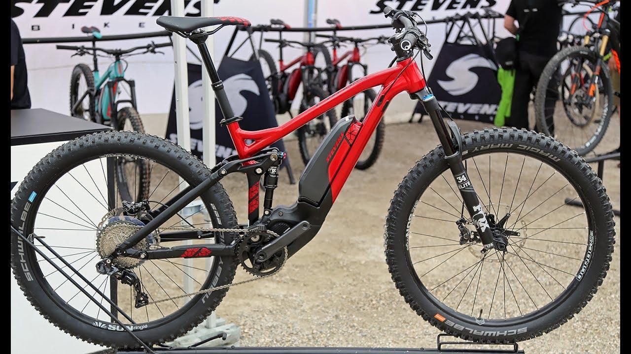 stevens bikes mtb 2018 youtube