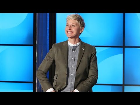 Ellen's in Her Audience's Facebook!