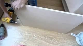 видео Мебель для ванной Акватон ЛИАНА 60 белый