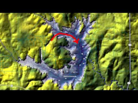 Bonus Video 2013 Episode 2 - Lake Konawa, OK