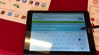 Acer Chromebook Tab 10 Review by Austin Houp from EdTechTeam