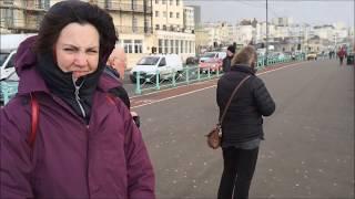 Brighton Caravan and Motorhome Club Site | A Weekend in Brighton, February 2018 | Ep011
