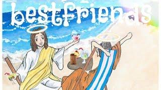 Jesus and Buddha on Summer Vacation ( Jesus and Buddha are Bestfriend series)
