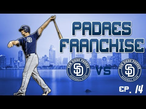 MLB The Show 17: San Diego Padres Franchise: [EP. 14] OFFSEASON & MAJOR TRADE