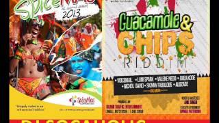 Luni Spark - Different Kind Ah Wine - Guacamole & Chips Riddim  - Grenada Soca 2013