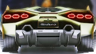 Lamborghini Sian FKP 37 – The Fastest Lamborghini Ever