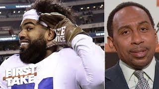 Cowboys will 'collapse'; Eagles will win the NFC East - Stephen A. | First Take