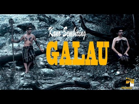 Kano Sembiring - Galau ( Official Music Video )