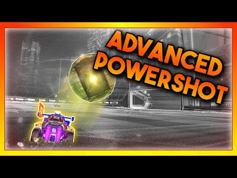 ADVANCED POWERSHOT TUTORIAL | How to Score the Fastest Shots in Rocket League thumbnail