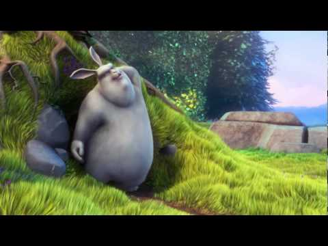 Японский мультфильм про зайца