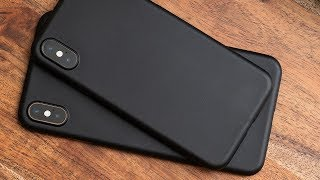 Visual Tour: Totallee Thin (iPhone XS, XS Max, XR, X Cases)