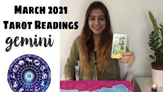 मिथुन  राशि (Mithun Rashi) | GEMINI |Rashifal Predictions for MARCH 2021 Rinky Punjabi