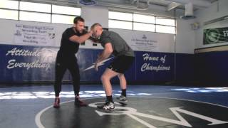 """""""Freaky"""" Fireman's Carry:  Highlight Humphrey Wrestling Technique Weekly"""