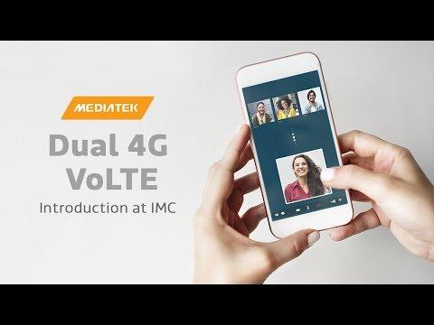 Dual 4G VoLTE introduction @ IMC