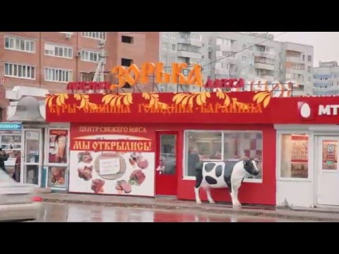 """Мясной магазин. Открытие магазина """"Зорька"""" г. Тольятти / МЯСНАЯ ШКОЛА"""
