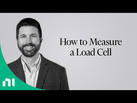 How To Measure Load Cell