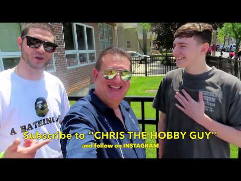 ''CHRIS THE HOBBY GUY' Meets More Fans