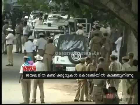 Jayalalithaa assets case: drama in Court