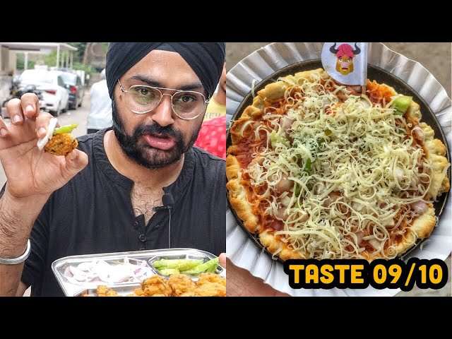 The most iconic Jasuben's Pizza | Ambica Dalwada Centre | Best Ahmedabad Food Street