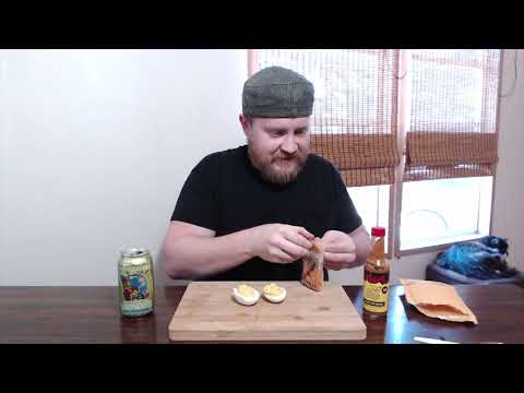 World's Hottest Deviled Eggs with The Last Dab REDUXX