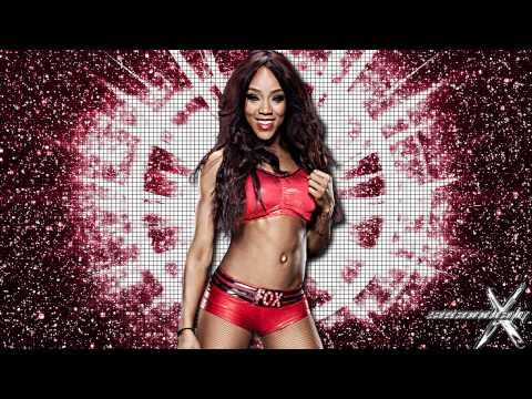 WWE: PaPaPaPaParty ► Alicia Fox 3rd Theme Song