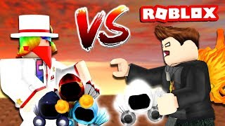 I Bet ALL MY ITEMS to WIN THIS.. (WORLD RECORD CHALLENGE!!!) - Linkmon99 VS Preston ROBLOX