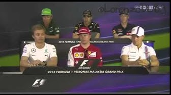 Drivers reaction to Kimi's answer