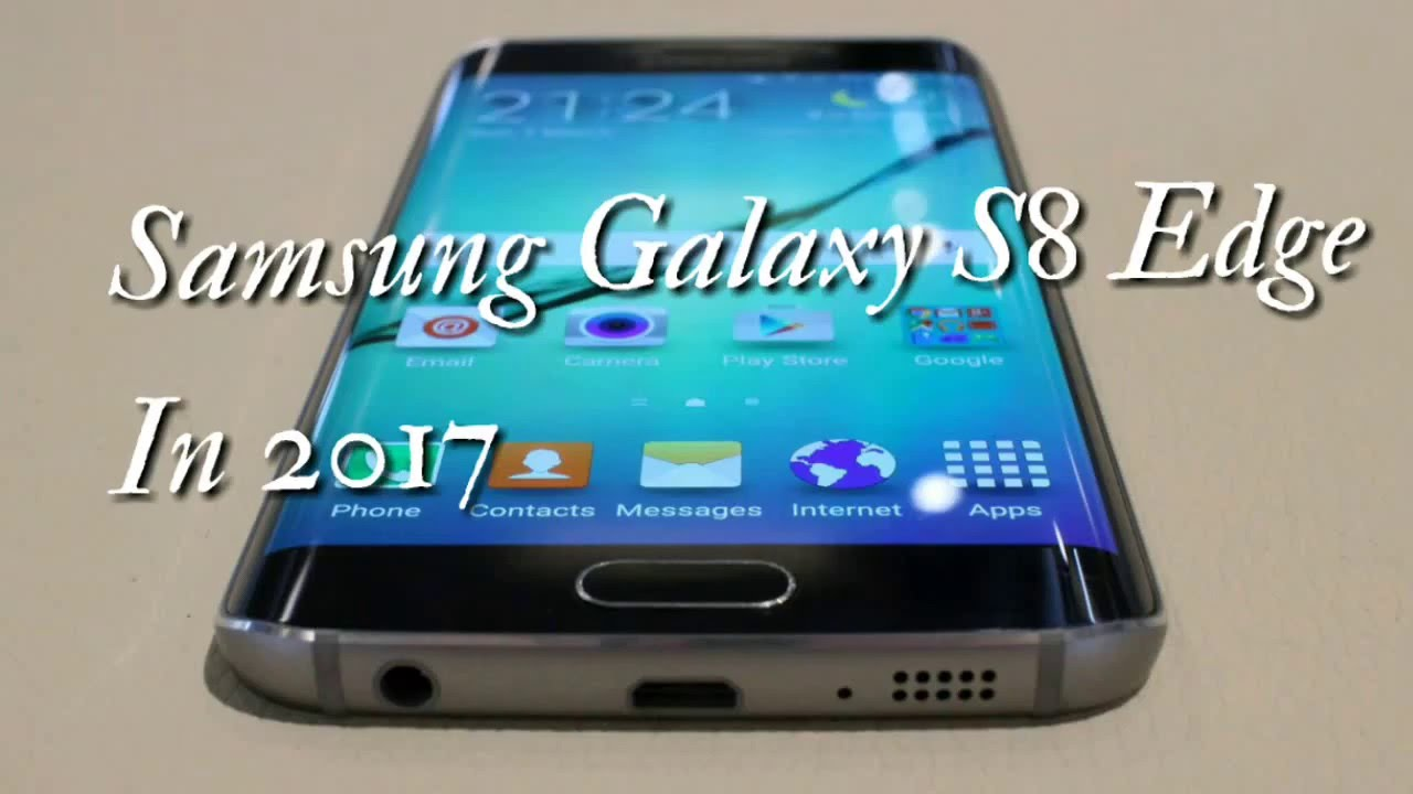 review samsung galaxy s8 edge in 2017 youtube. Black Bedroom Furniture Sets. Home Design Ideas