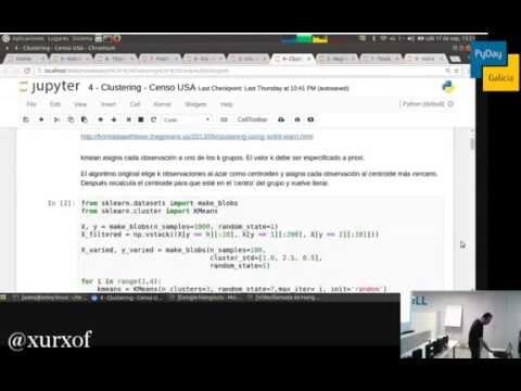 Introducción a Machine Learning con Python - Xurxo Fresco - PyDay