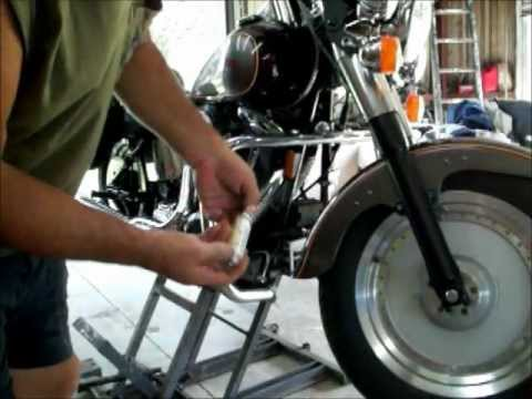 Harley Davidson Rear Master Cylinder Repair/replace
