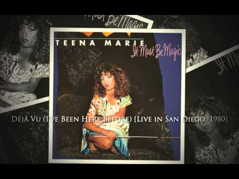 Lady T. Marie - Déjà Vu (I've Been Here Before) [Live In San Diego, 1980]