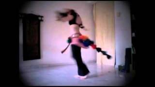 Tribal Belly Dance (Nanci Traynor)