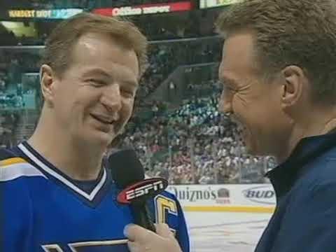 2003 NHL Skills Competition NHL on ESPN
