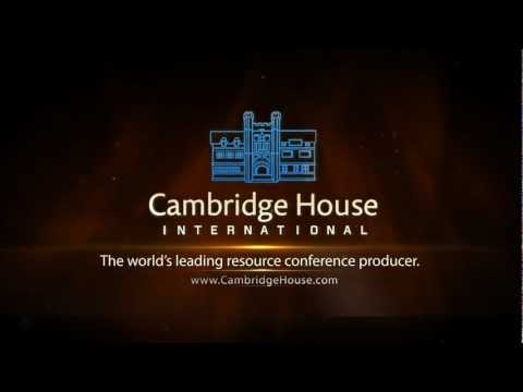 Cambridge House International - The world's leading resource conference producer