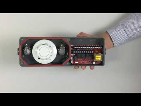 Sl 2000 Duct Smoke Detector Air Products And Controls Apollo