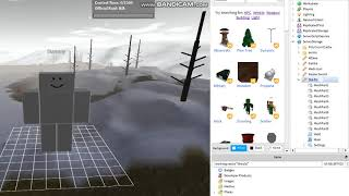 How to upload ROBLOX animations
