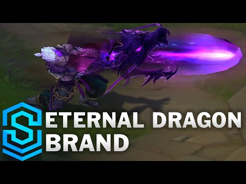 Eternal Dragon Brand Skin Spotlight - Pre-Release - League of Legends
