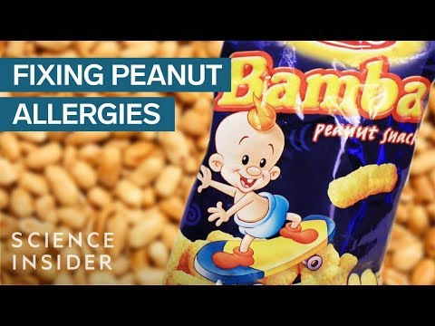 Why Hardly Anyone In Israel Is Allergic To Peanuts