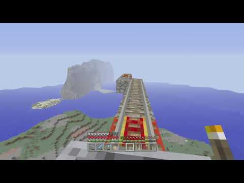 The Longest Minecart Ride I Ever Had In Minecraft Episode 238