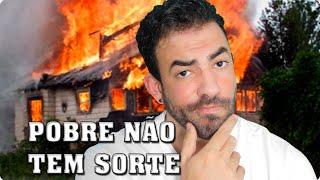 MINHA CASA PEGOU FOGO
