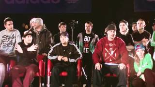 Nevi vs. Skromcich (Adidas Originals Rocks the Floor)