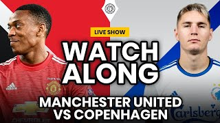 Manchester United v F.C. Copenhagen| Live Stream Watchalong