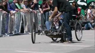 Drake Engineering 2011 Human Powered Vehicles