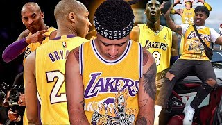 Losing My Idol.. R.I.P Kobe Bryant 😢💔💜💛