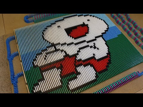THEODD1SOUT IN 10,000 DOMINOES!