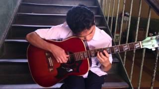 LÝ CÂY BÔNG - Guitar- Practice