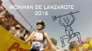 ¡Lo conseguí! - Finisher del Ironman de Lanzarote 2016
